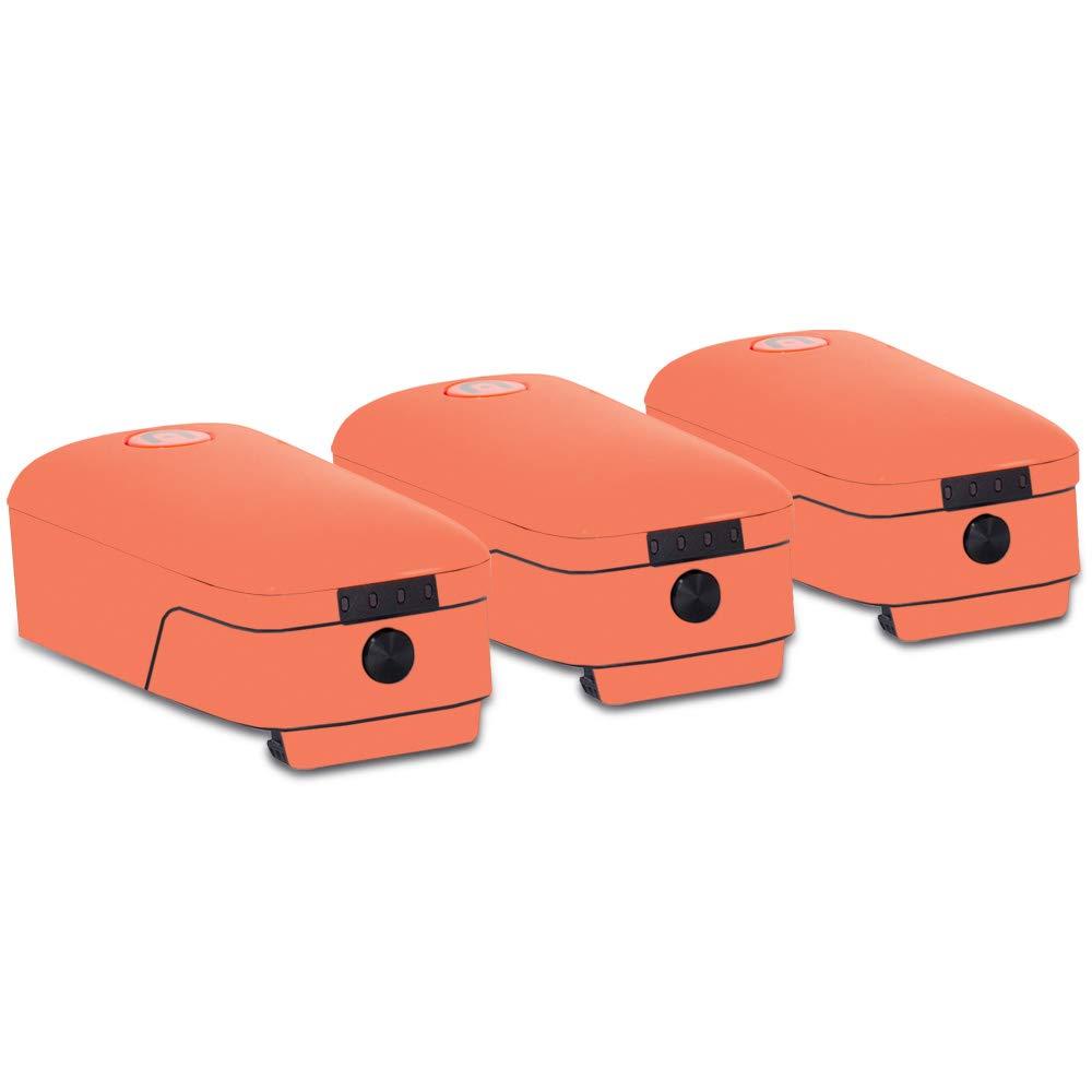 MightySkins スキンデカールラップ Autel Robotics用ステッカー, Autel Robotics Evo Controller Only, グリーン, AUEVOCON-Solid Green B07PHLNJFB Autel Robotics Evo Battery 3-pack サーモン サーモン Autel Robotics Evo Battery 3-pack