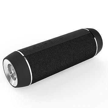 ZUKN Reproductor de MP3 portátil para Montar Bicicleta al Aire ...