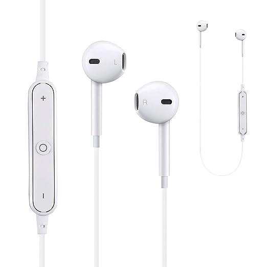 Auriculares Bluetooth, Alfort Auriculares Inalámbricos Deportivos ...