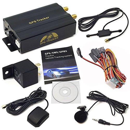 GPS Tracker pour Voiture avec GPRS et Système de Protection (en cas de vol du véhicule) VG3 50%OFF