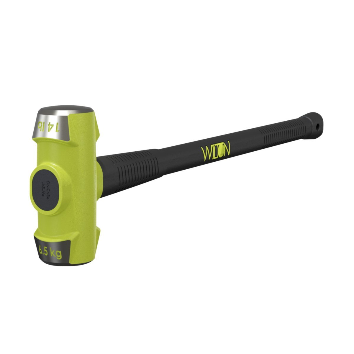 Wilton 21436 14 lb. BASH Sledge Hammer with 36-in Unbreakable Handle