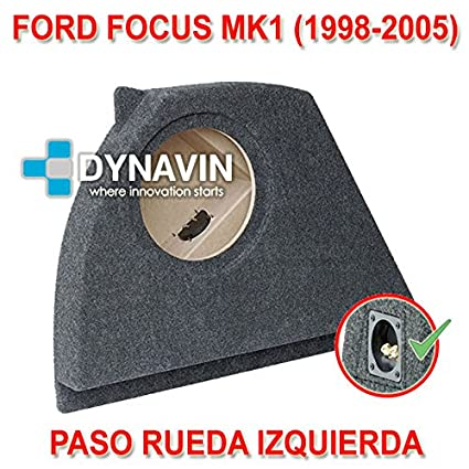 Dynavin Caja Acustica Compatible con Ford Focus MK1 (1998 ...