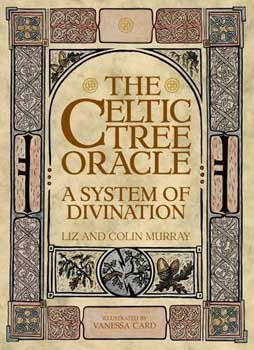 Fortune Telling Tarot Cards Celtic Tree Oracle deck & Book by Murray & Murray