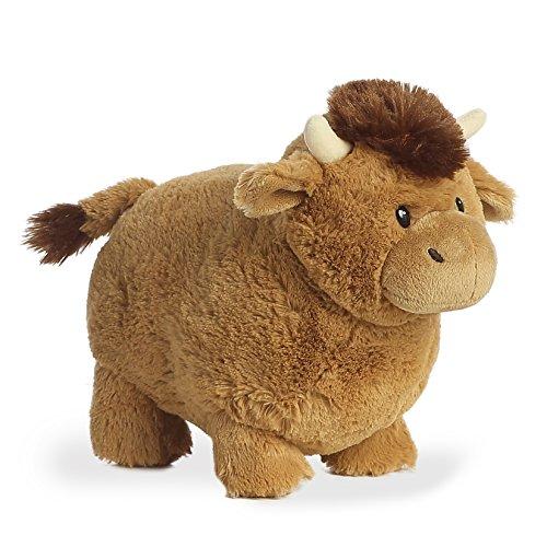 Aurora World Pampered Pets/Bravo Bull Plush