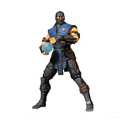 Mortal Kombat Mezco X Sub-Zero 4-Inch Action Figure