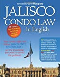 img - for Jalisco Condo Law in English by Garry Neil Musgrave (2011-06-07) book / textbook / text book