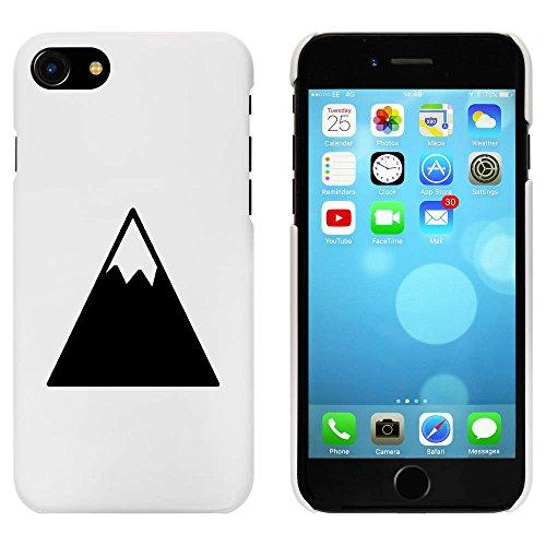 Blanc 'Montagne Enneigée' étui / housse pour iPhone 7 (MC00077608)