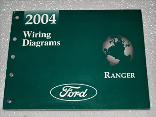 ford ranger wiring diagram 2003 2004 ford ranger wiring diagrams ford motor company amazon com 2003 ford ranger stereo wiring diagram 2004 ford ranger wiring diagrams ford