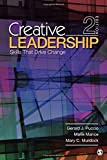 img - for Creative Leadership: Skills That Drive Change by Gerard J. Puccio (2010-12-09) book / textbook / text book