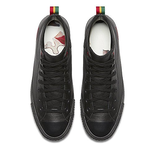 Converse CTAS Pro Hi Eli Reed Mens Skateboarding-Shoes 156699C Black/Black/White collections cheap price a8ZTkP