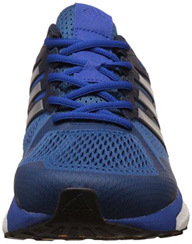 adidas Herren Supernova St M Turnschuhe, Blau (Azubas/Plamet/Azul), 44 EU