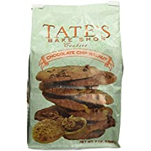 Tate's Bake Shop Cookies - Chocolate Chip Walnut, 7 oz (3 Pack)