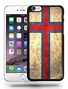 Faroe Islands National Vintage Flag Phone Case Cover Designs for iPhone 6 Plus