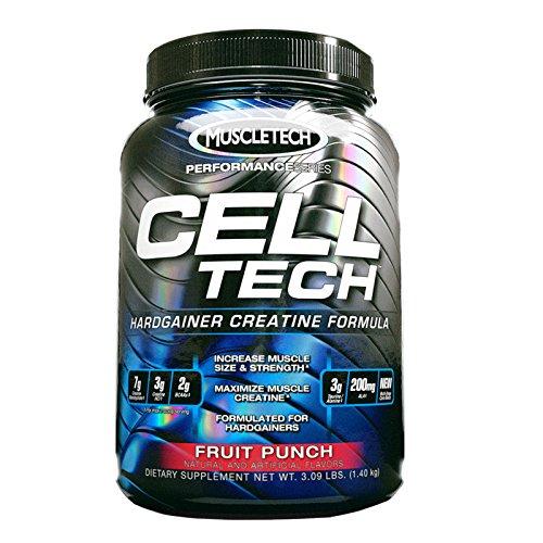 MuscleTech Cell-Tech, Orange - 1400g