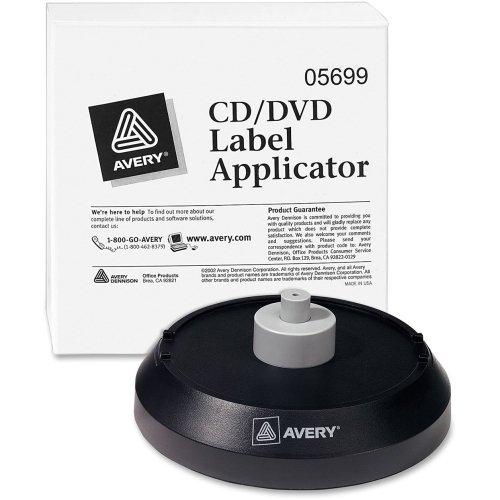 Avery CD Label Applicator - 1 Each