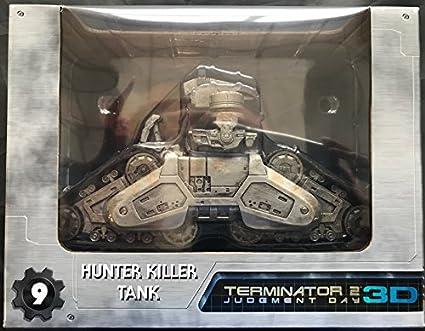 Neca-cinemachines-Terminator 2-Hunter Killer Tank-Die Cast