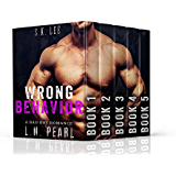 Living on the Edge Series Boxed Set: Bad Boy New Adult Romance