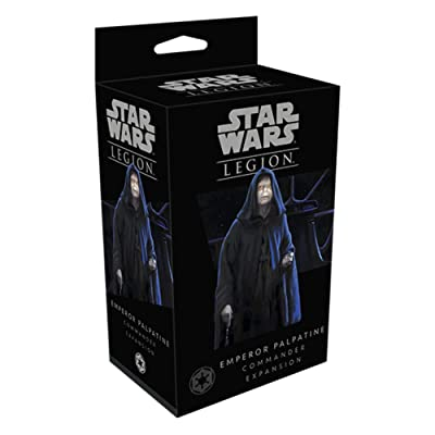 Fantasy Flight Games Star Wars Legion: Emperor Palpatine: Toys & Games