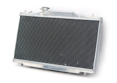 New Replacement Aluminum Radiator for 2002-2006 Acura RSX  2.0 L4 Fits CU2412