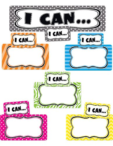 Teacher Created Resources I Can.. Mini Bulletin Board (4623)