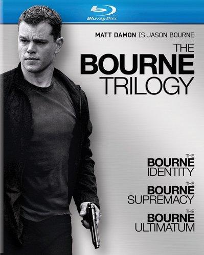 - The Bourne Trilogy (The Bourne Identity / The Bourne Supremacy / The Bourne Ultimatum) [Blu-ray]