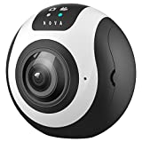 BANAUS NOVA 360° High Resolution VR Camera with Function of WiFi /Compatible with Android or iOS/Wireless Spherical
