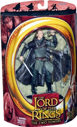 The Lord Of The Rings Helm's Deep Legolas with Shield Skateboard