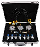 Zowaysoon Excavator Hydraulic Pressure Gauge Diagnostic Test Kit For Excavator Caterpillar