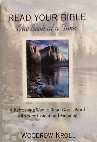 Download Read Your Bible One Book at a Time pdf epub