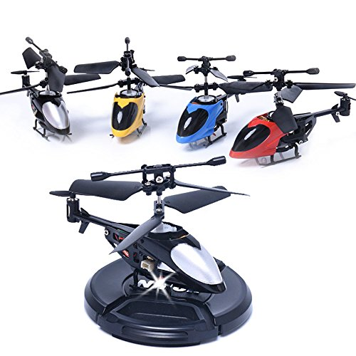 Mini Rc Helicopter Radio Remote Control RC 502 2CH Micro 2 Channel