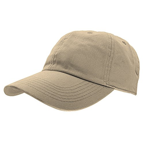 Gelante Baseball Caps Dad Hats 100% Cotton Polo Style Plain Blank Adjustable Size. -
