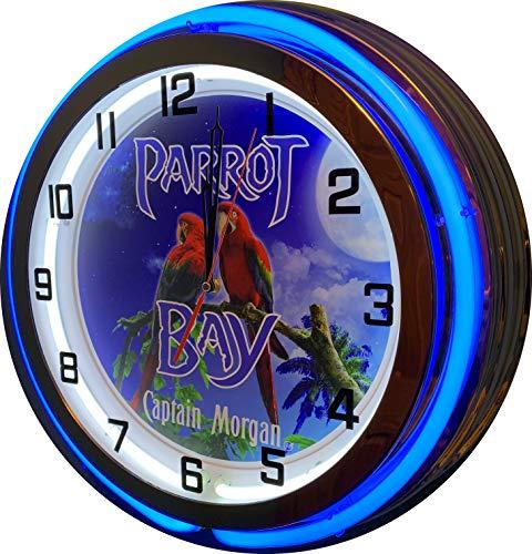 Parrot Bay Captain Morgan 19
