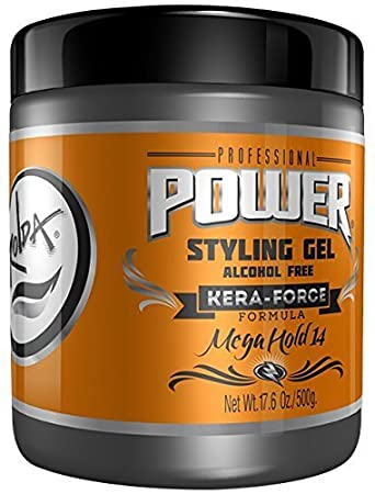 Amazon.com: rolda Styling Gel Power Fix Super Strong Hold ...