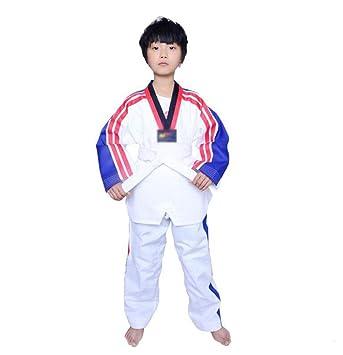 GHKWXUE Traje de Karate/Taekwondo Traje/de los niños de ...