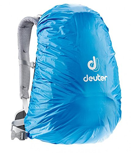 Deuter Unisex's Mini Rain Cover, Cool Blue, 48 x 42 x 12 cm, 12-22 Litre 39500-3013