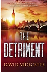 The Detriment: A compelling detective thriller based on true events (Detective Inspector Jake Flannagan Series) (Volume 2) Paperback