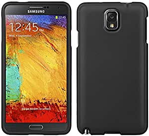 GRAY RUBBERIZED PROTEX HARD CASE PROTECTOR COVER FOR SAMSUNG GALAXY NOTE 3 III