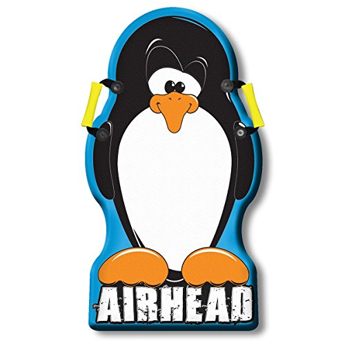 AIRHEAD SILLY PENGUIN Foam Snow Sled 33'' - Winter Sledding Fun for All by Airhead