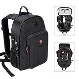 Smatree Travel Backpack for DJI Mavic Air GoPro HERO 2018 Hero 6 5 4 3