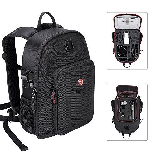 Smatree Travel Backpack for DJI Mavic Air/GoPro HERO 2018/Hero 6/5/4/3