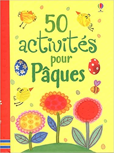 Livre gratuits en ligne 50 activités pour Pâques pdf, epub ebook