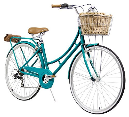 comfort bike with basket