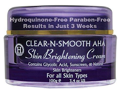 CLEAR-N-SMOOTH Intimate Brightening Cream/Crema Blanqueadora Para Partes Intimas