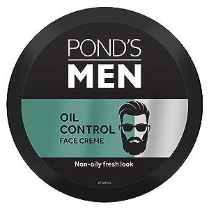 POND'S Men Oil Control Face Crème Non-Oily Fresh Matte Look , 55 g