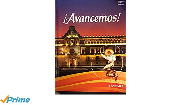 Avancemos student edition level 1 2018 spanish edition houghton avancemos student edition level 1 2018 spanish edition houghton mifflin harcourt 9780544861213 amazon books fandeluxe Images