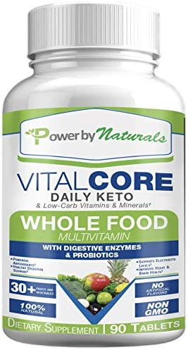 vitamins and minerals to supplement a keto diet