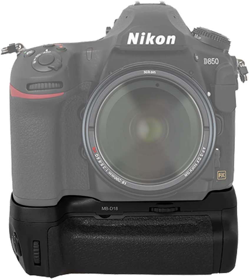 EN-EL15// AA Batteriehalter Pixel MB-D18 Batteriegriff Kameragriff Multifunktion Battery Grip f/ür Nikon D850 Kompatibel mit EN-EL15a Ersatz f/ür Nikon MB-D18