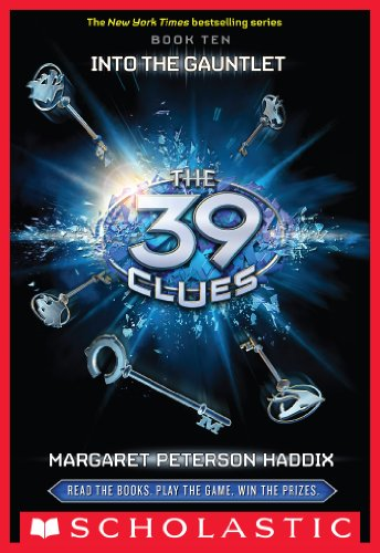 the 39 clues book 6 - 5