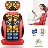 New 220V Electric 8D Full-Body Massage Chair Shiatsu Neck...