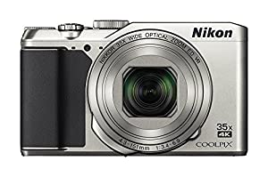 Nikon COOLPIX A900 Digital Camera (Silver) by Nikon